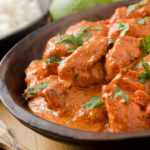 Butter Chicken or Chicken Tikka Masala